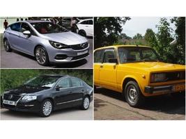 ТОП-3 марки авто в Житомирской области: мини-исследование